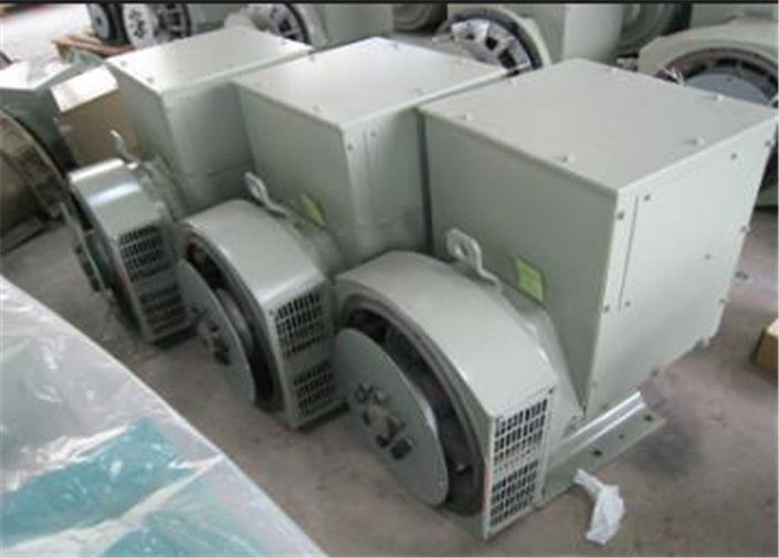 Electric Brushless Three Phase AC Generator 440kw 550kva CE ISO9001