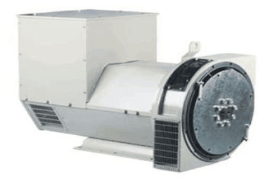 China Brushless Synchrone Generator In drie stadia 56kw/70kva 1800rpm Hoogte 2/3 verdeler